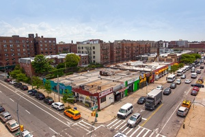 Sunnyside, Queens: 12,500 SQ FT Corner Lot For Sale Off Queens Boulevard